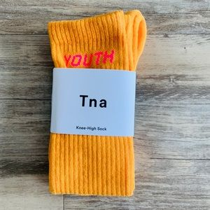 "NWT ""Youth"" TNA Socks"
